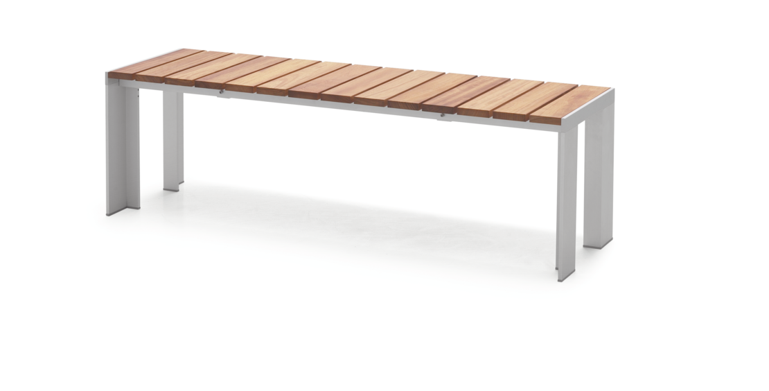 Stua   Deneb Outdoor Bench & Stool   Available exclusively from Stylecraft