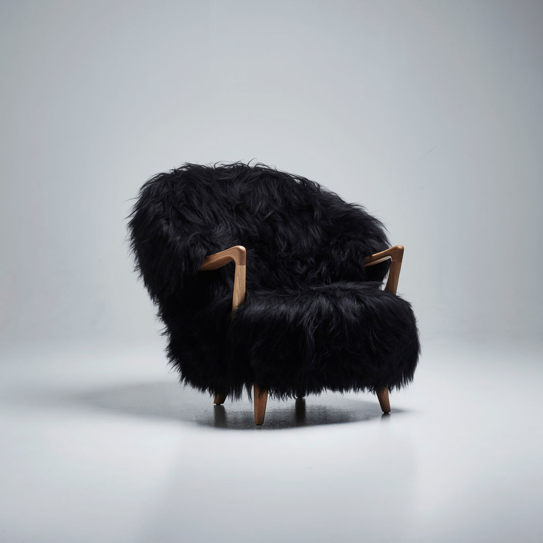 Fluffy Lounge Chair   Eikund   Available exclusively from Stylecraft