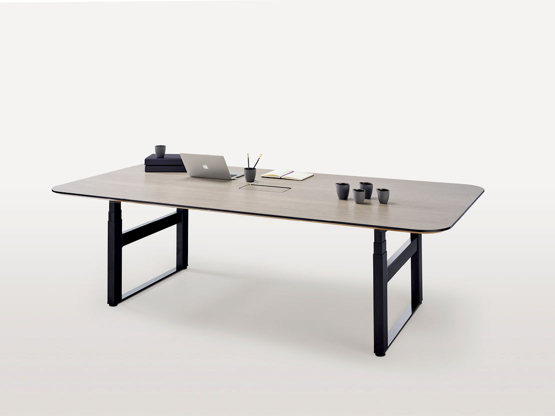 Elevation Meeting Table