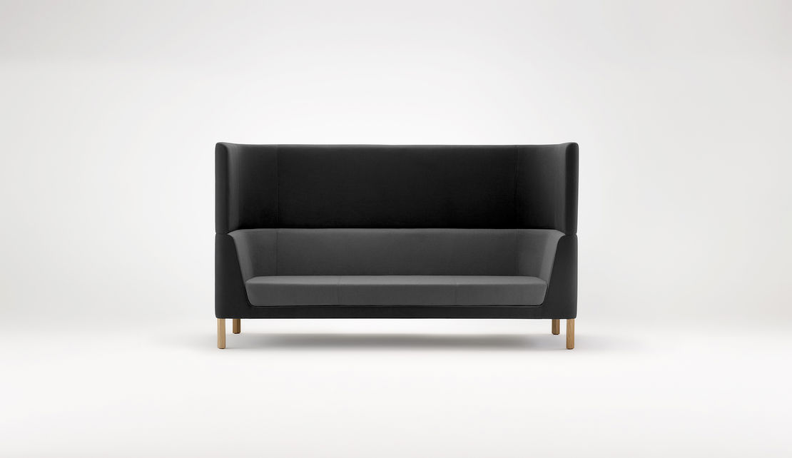 Ross Gardam   Tailored High-Back Lounge   Exclusively available from Stylecraft