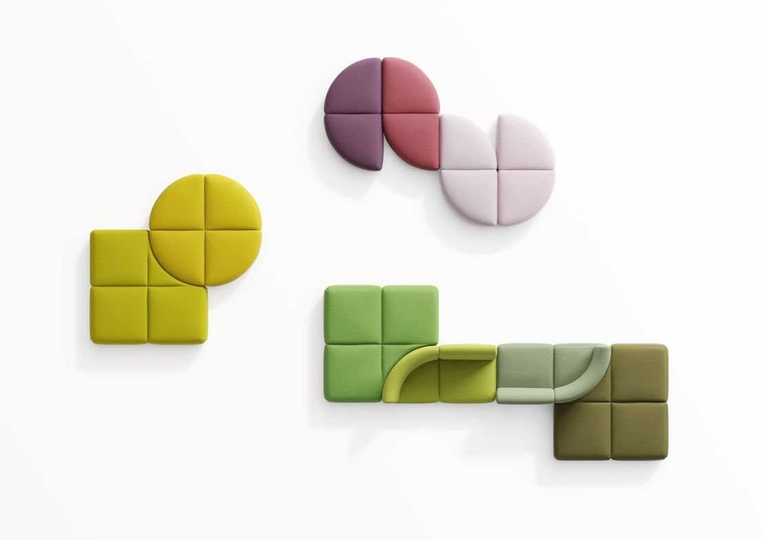LEN   Bauhaus Seating System   Exclusively available from Stylecraft