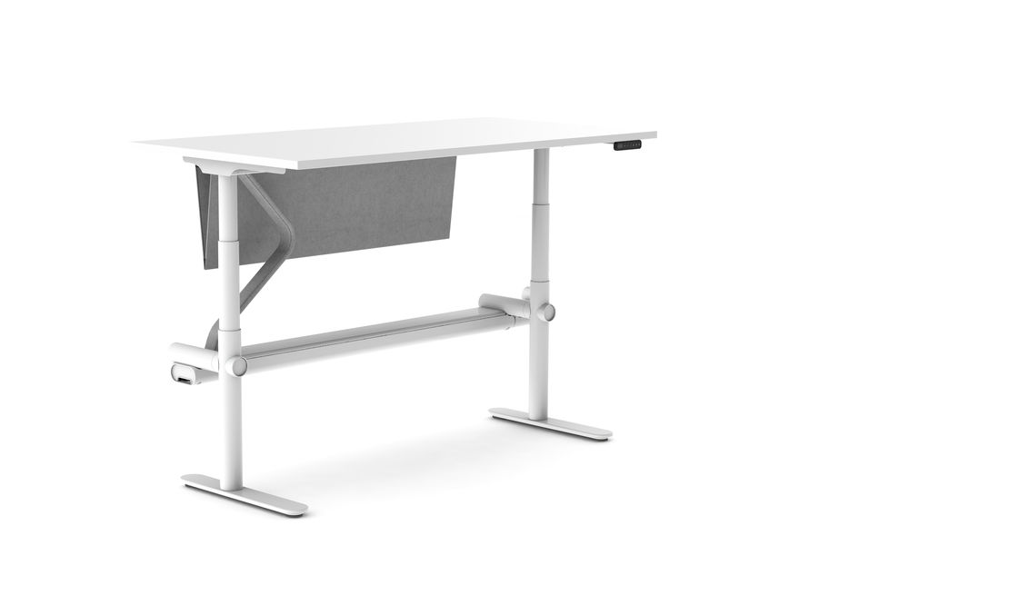 Thinking Works | Stix Workstation | Single Person Elevation | Exclusively available from Stylecraft
