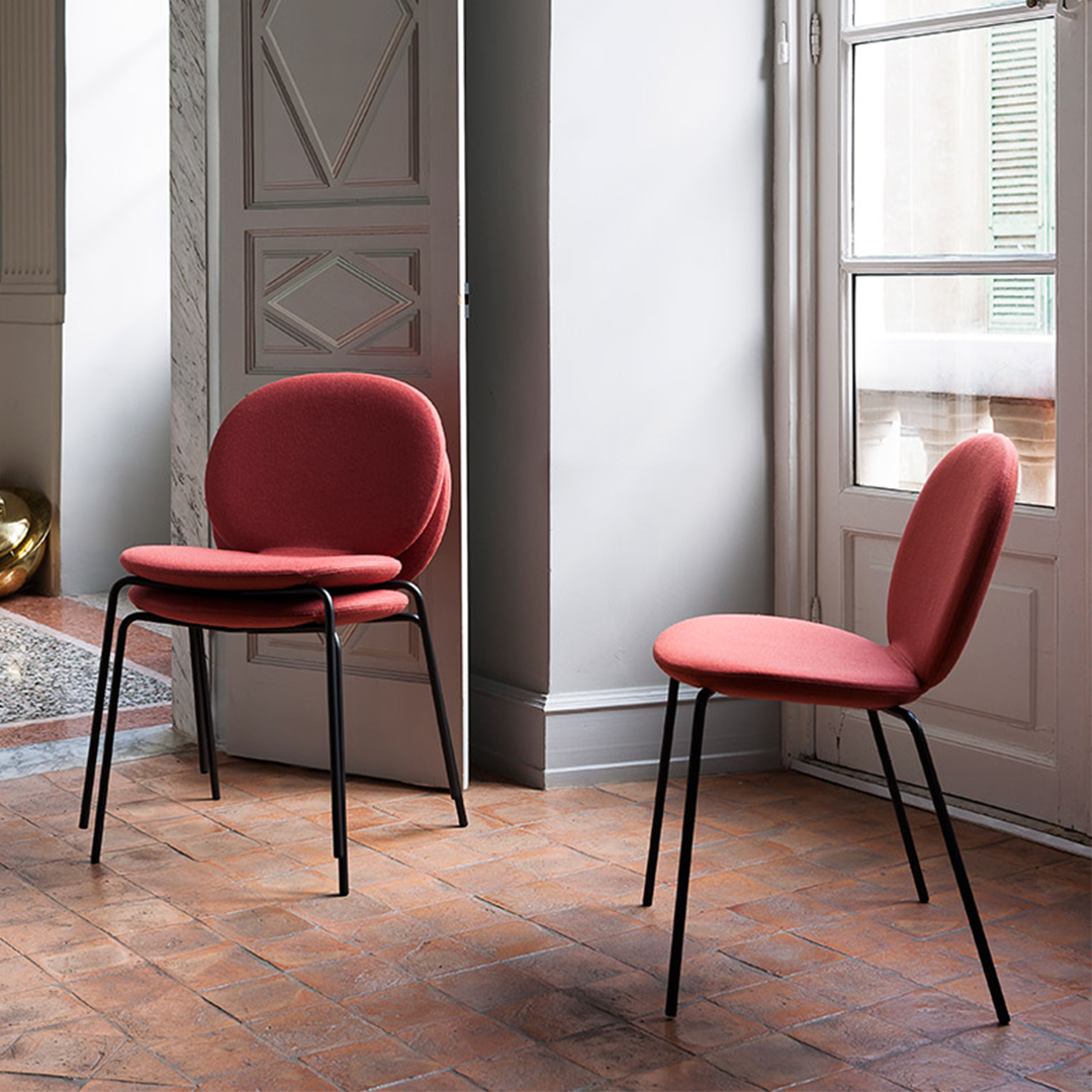 Featured Product | Kelly Stackable Chair by Tacchini