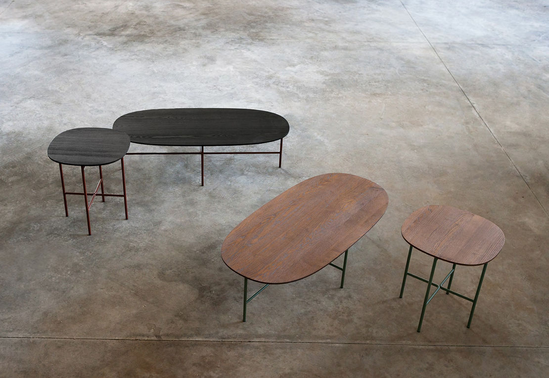 Soap Timber Table   Tacchini   Available exclusively from Stylecraft