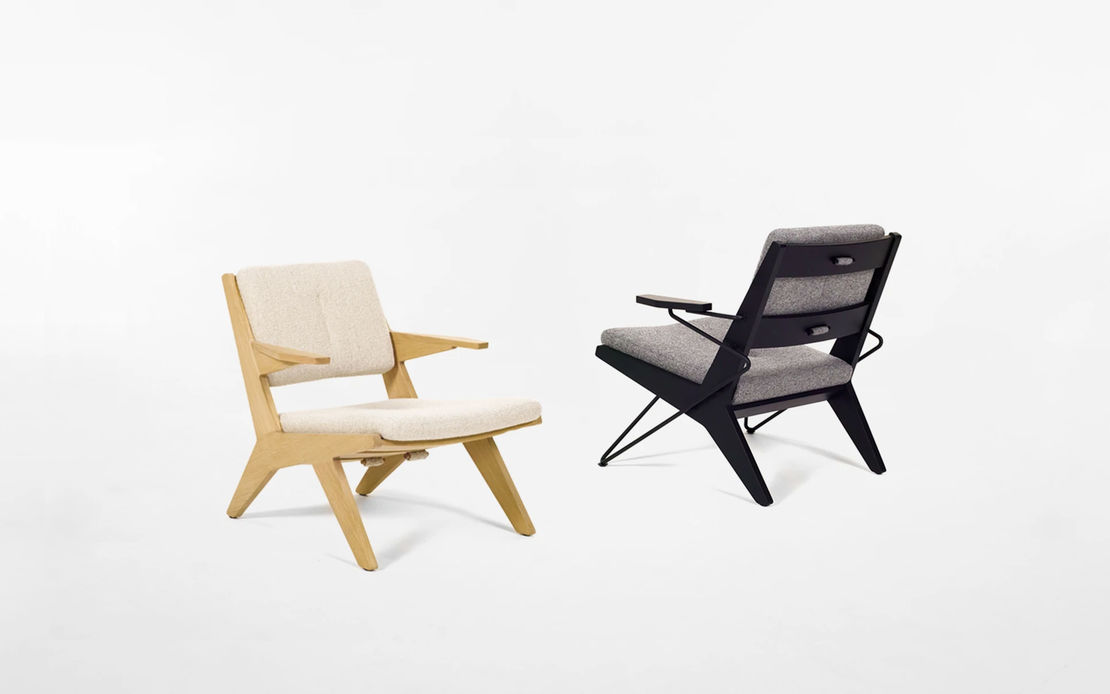 Toggle Armchair | by Prostoria | Available from Stylecraft