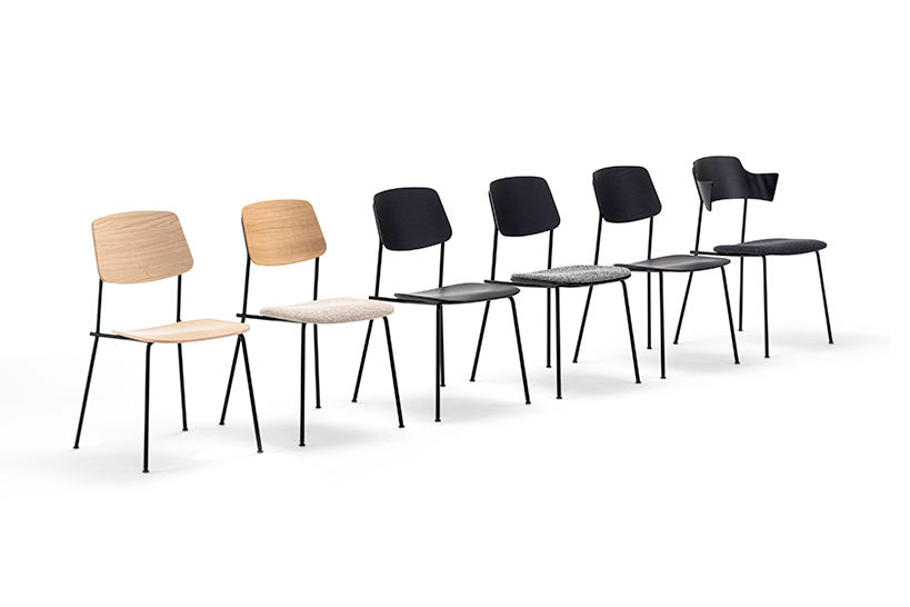 Prostoria | Unstrain Chair | Available from Stylecraft
