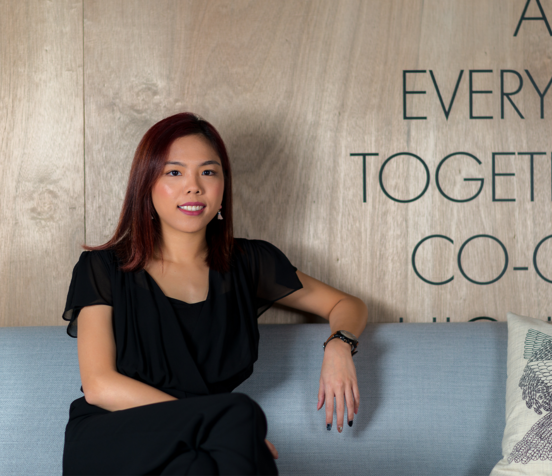 Jill Lee | Sales Support | Singapore