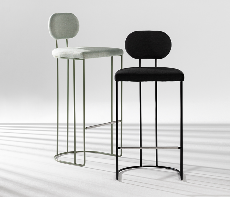 ACP Atelier | Sedis Stool | Available exclusively from Stylecraft