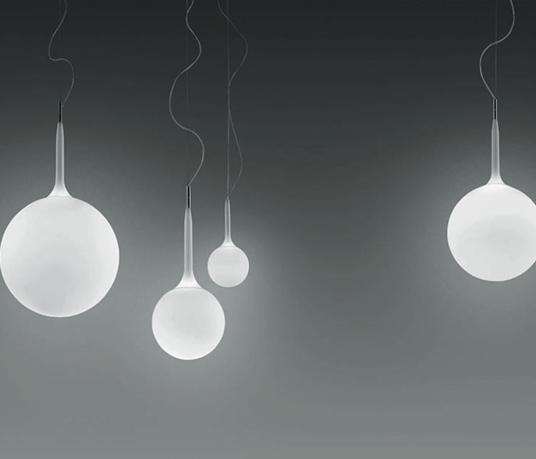 Castore Suspension | Artemide Design | Available exclusively from Stylecraft