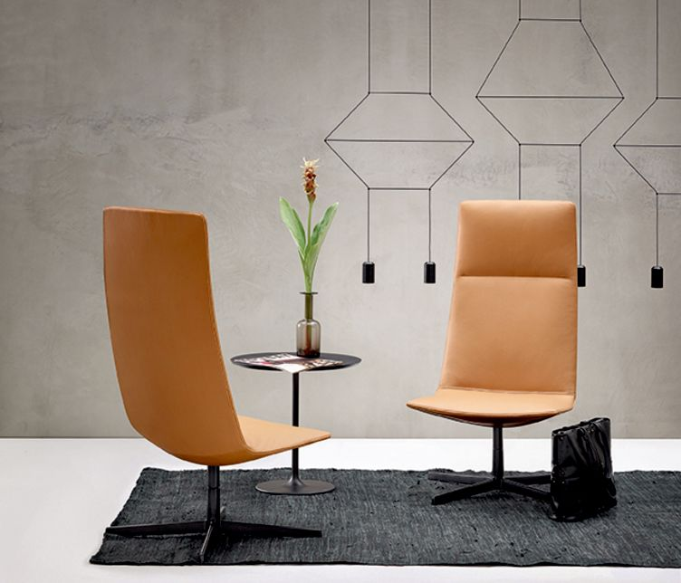 Catifa Sensit Lounge by Lievore Altherr Molina