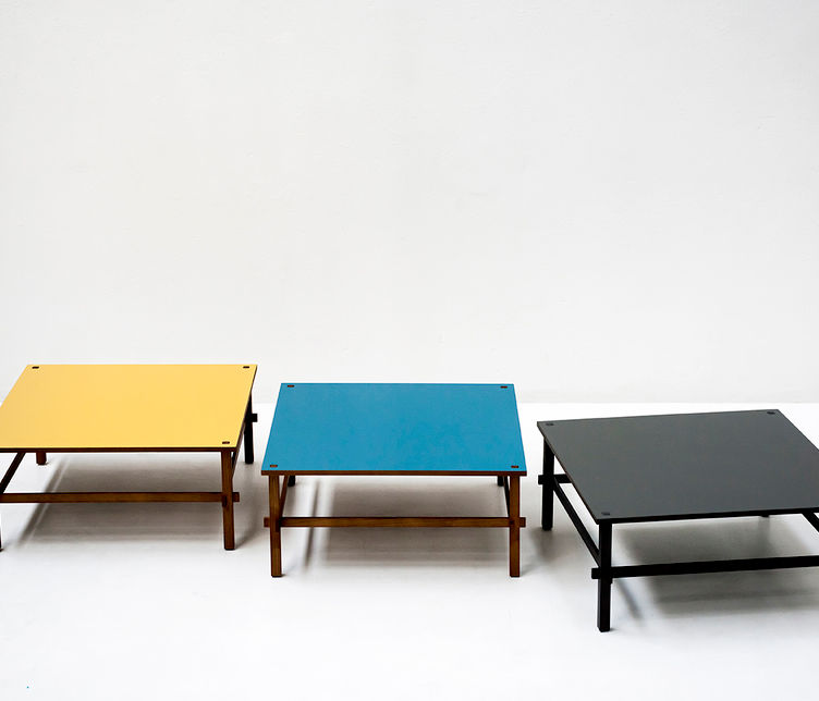 Gio Coffee Table by Tacchini