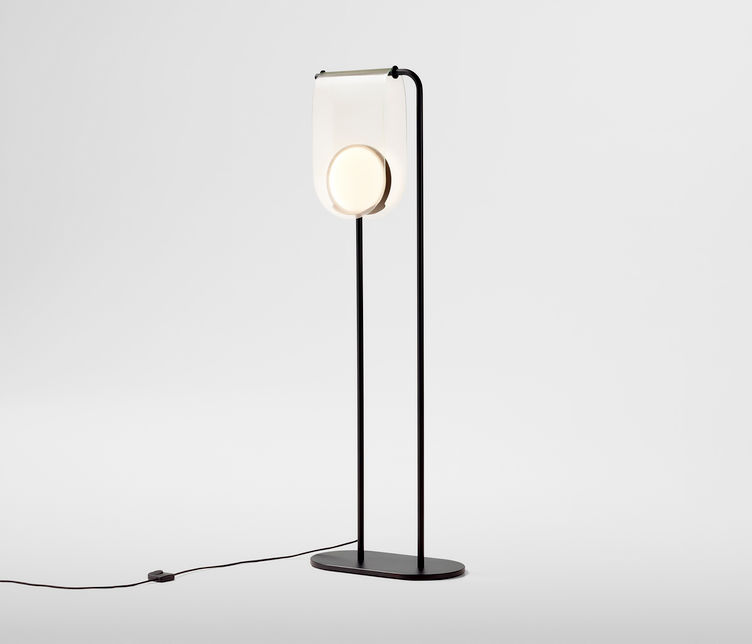Elliat Rich | Different Thoughts Floor Light | Exclusively available from Stylecraft