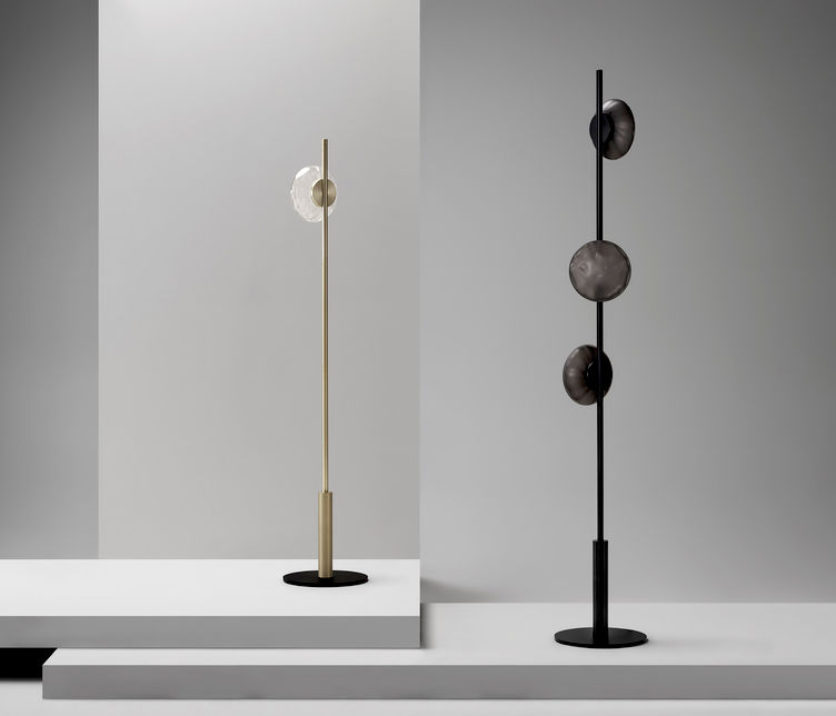 Ross Gardam | Ceto Floor Lamp | Available from Stylecraft