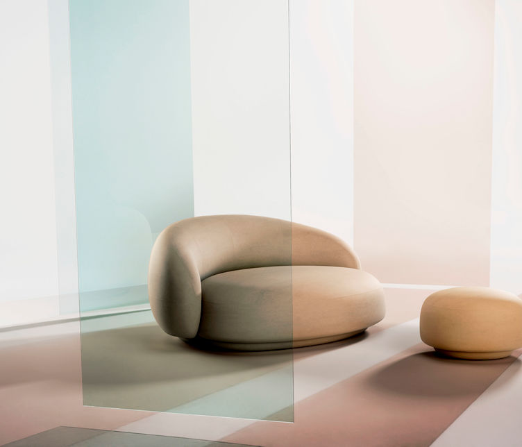 Julep by Jonas Wagell for Tacchini