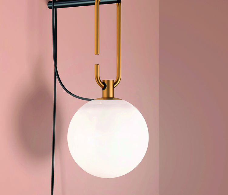 nh Wall | Artemide Design | Available exclusively from Stylecraft