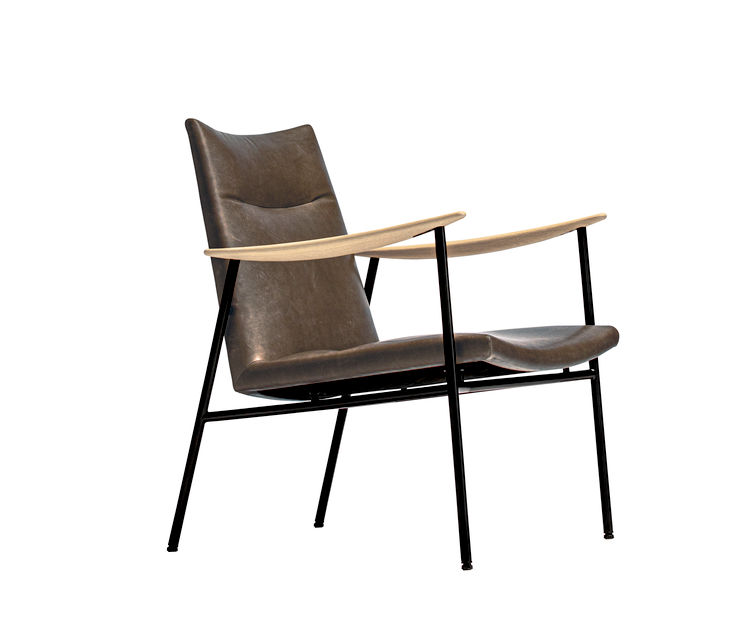 Ritzwell   Rivage Lounge Chair   Exclusively available through Stylecraft