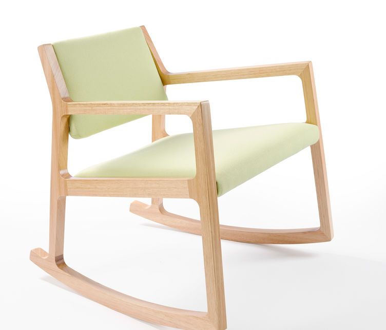 Splay Rocking Chair