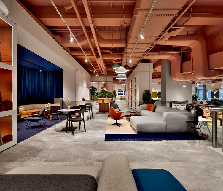 Stylecraft Singapore Showroom | Designed by HASSELL | Photographed by E.K. Yap