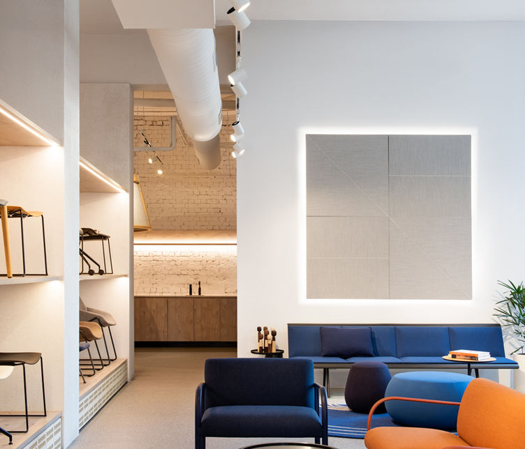 Stylecraft Melbourne's presence now includes five levels of showroom at 145 Flinders Lane, featuring two floors dedicated to our commercial offering.