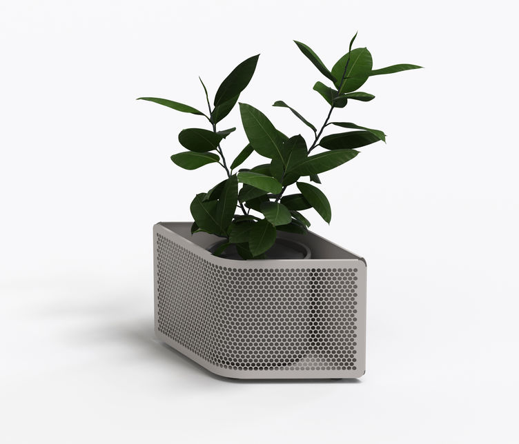 Keith Melbourne | Tesserae Planter | Exclusively available from Stylecraft
